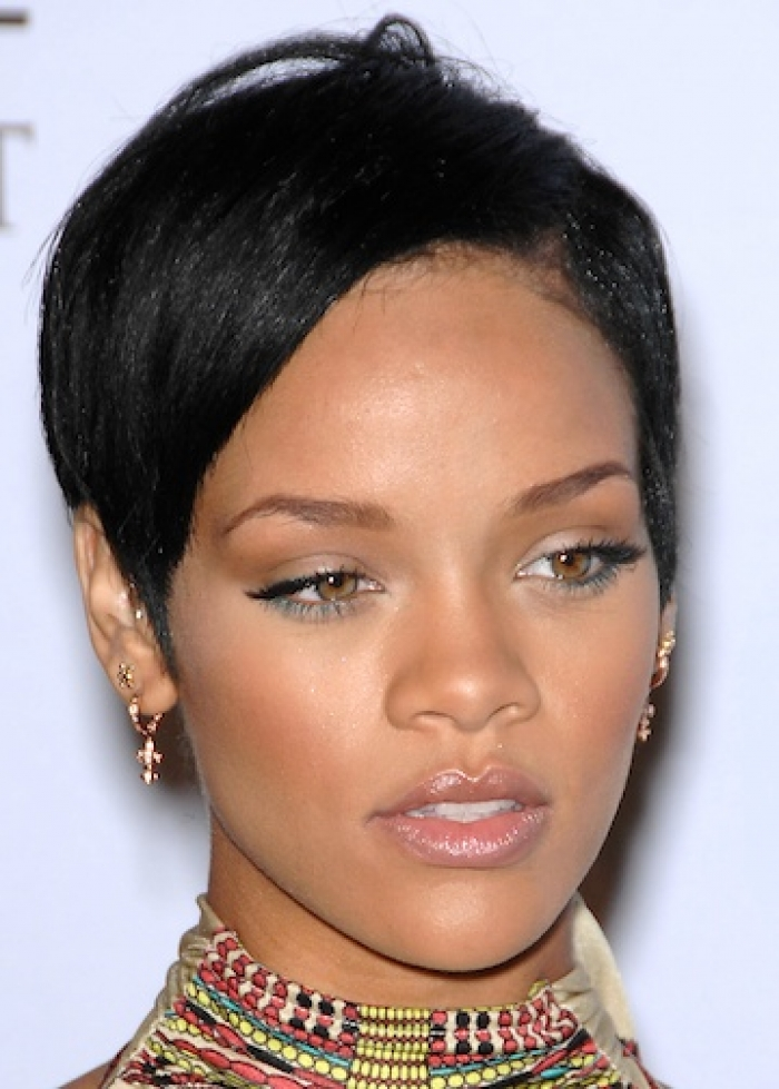 2013 African American Short Hairstyles for Women