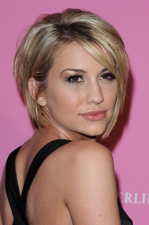 2014 Beautiful Short Layered Bob Hairstyles