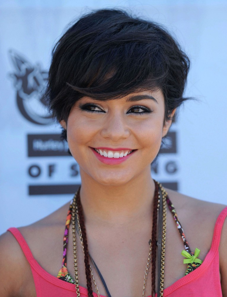 2013 Short Black Hairstyles for Beautiful Women