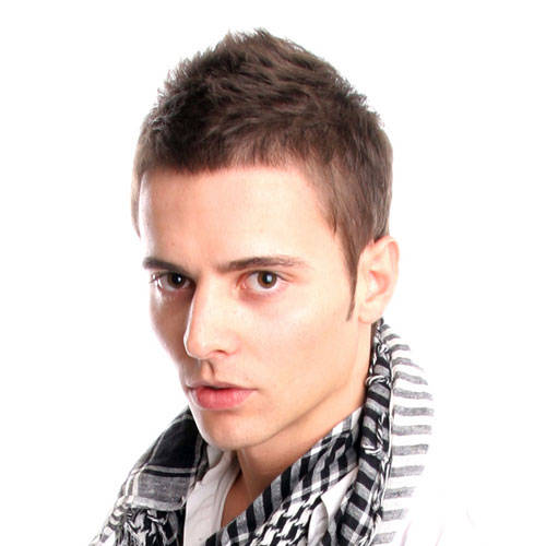 2015 Short Hairstyles For Men With Thin Hair 2013
