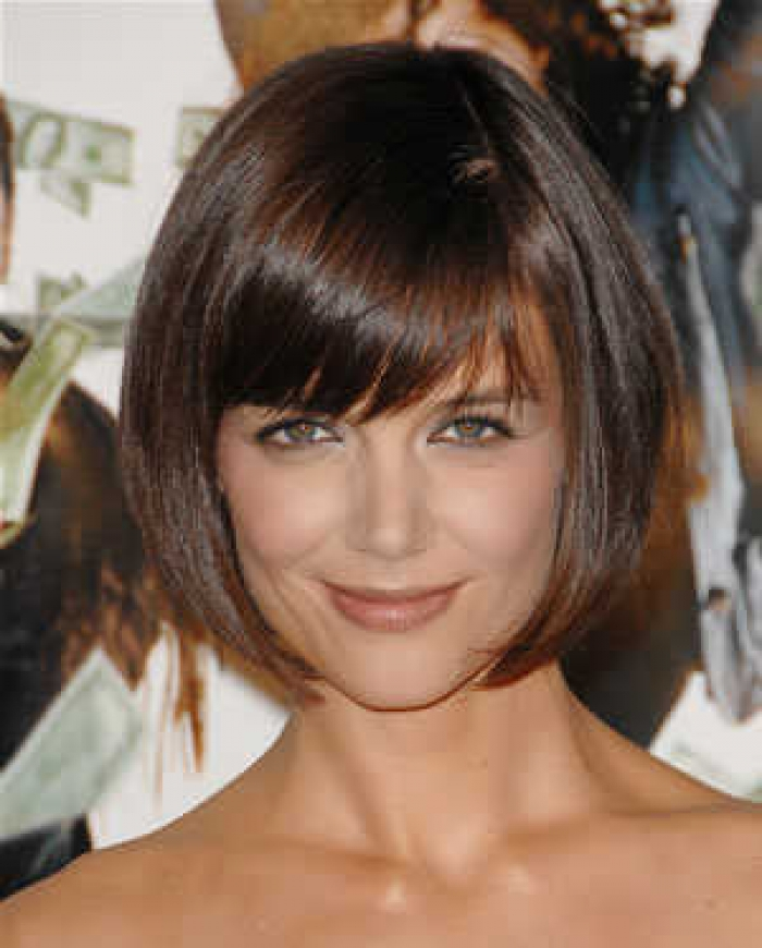Beautiful Short Inverted Bob Hairstyles 2013