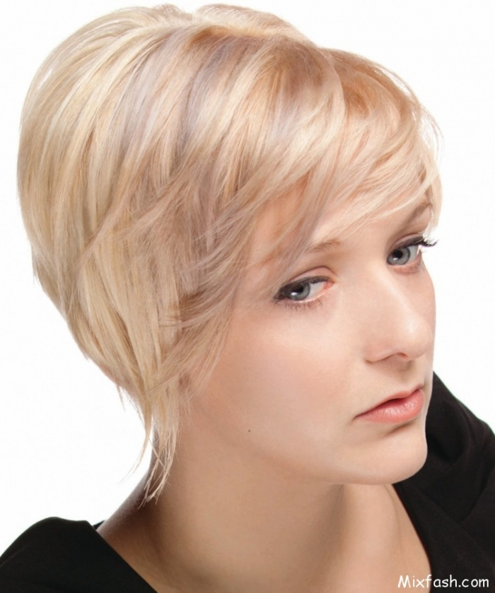 2013 Short Layered Shaggy Hairstyles