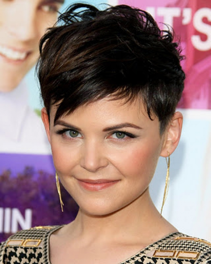 2014 Short Shag Hairstyles