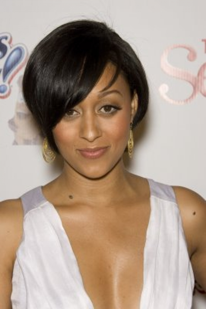 Beautiful African American Short Hairstyles
