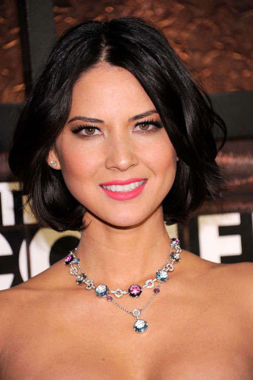 Beautiful Short Black Bob Hairstyles 2013