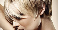 Beautiful Short Blonde Hairstyles