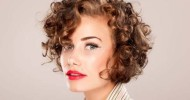 Beautiful Short Curly Hairstyles 2013