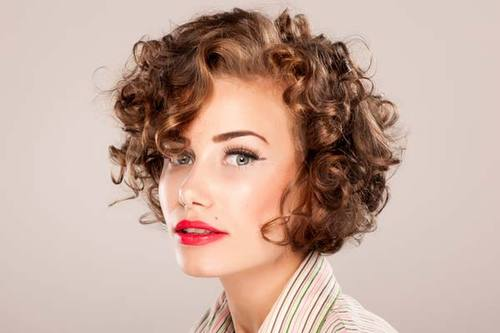 Short Curly Hairstyles 2015 Beautiful-Short-Curly-Hairstyles-2013