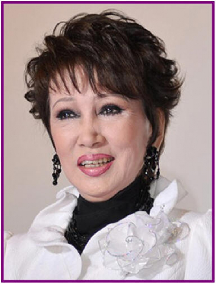 Beautiful Short Hairstyles for Asian Women Over 60