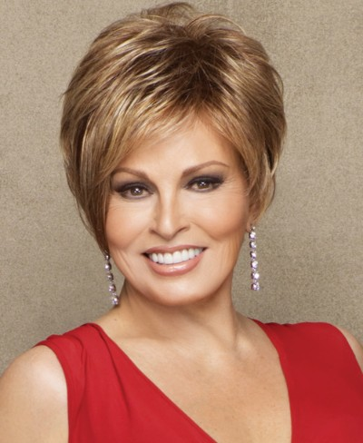 Beautiful Short Layered Bob Hairstyles for Older Women