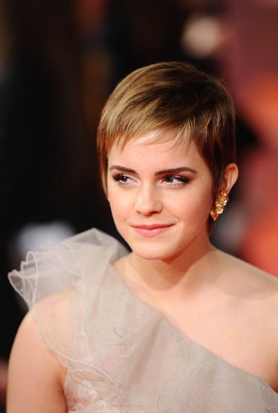 Beautiful Short Pixie Hairstyles For Round Face