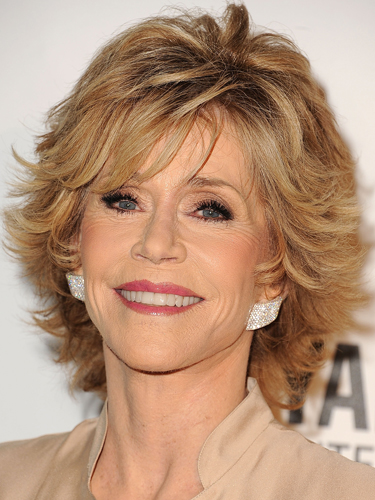 Beautiful Short Shaggy Hairstyles for Women Over 50