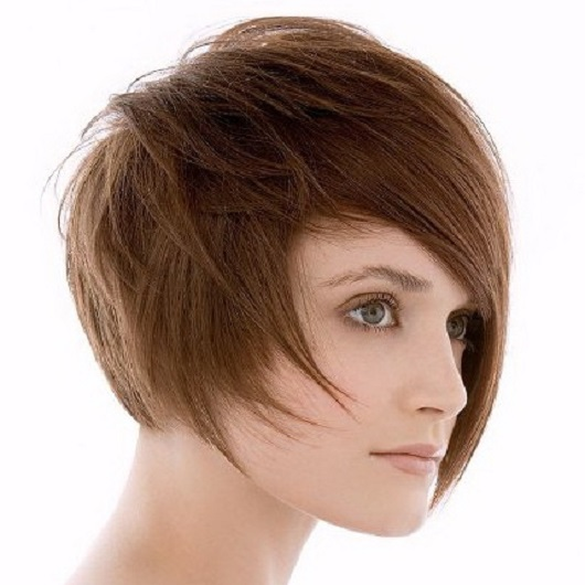 Beautiful Short Stacked Bob Hairstyles