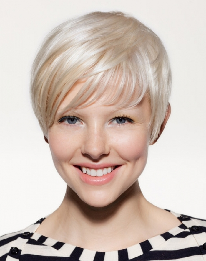 Best Short Blonde Hairstyles for Women - Short Hairstyles 2018