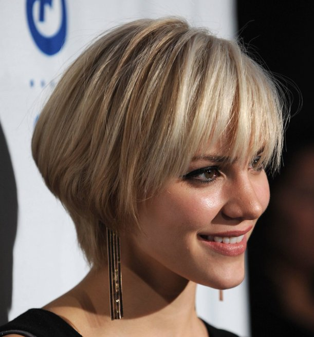best short bob hairstyles 2014 have you ever thought that trendy short ...
