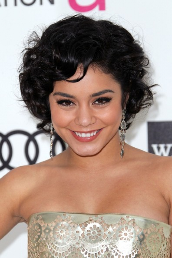 Best Short Curly Black Hairstyles 2013
