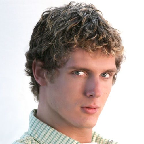 Best Short Curly Hairstyles for Men 2013