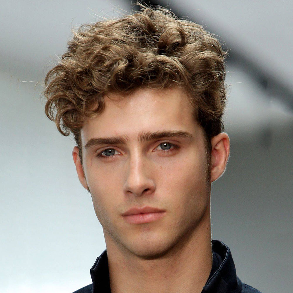 Best Short Curly Hairstyles for Men