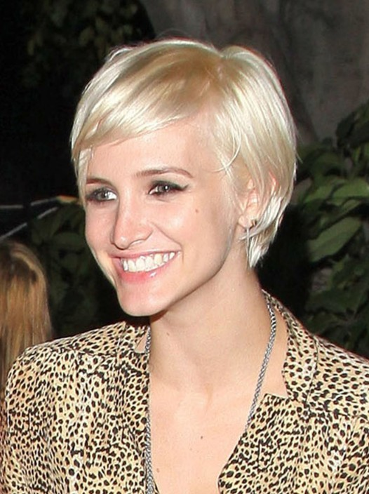 Casual Hairstyles for Short Hair 2013