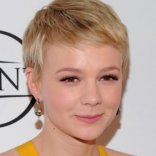 Casual Hairstyles for Short Pixie Hair 2013