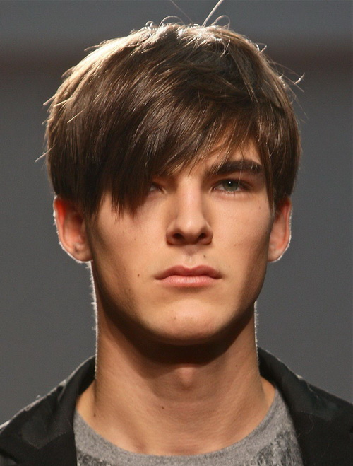 Short Shaggy Hairstyles for Men 2015 Cool-Short-Shaggy-Hairstyles-for-Men