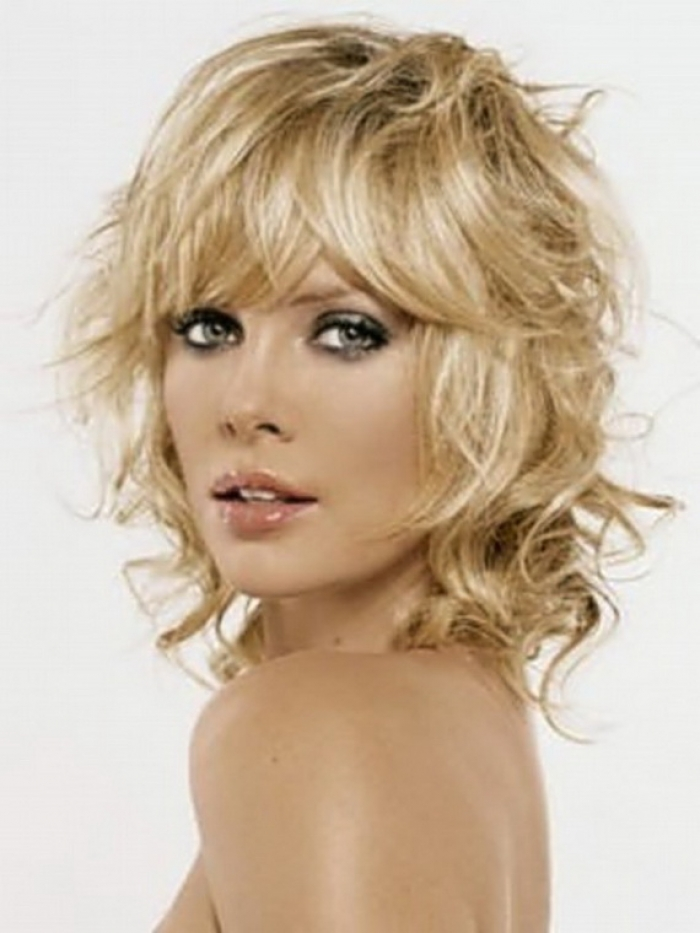 hairstyles cute short curly haircuts for beautiful women cute short ...