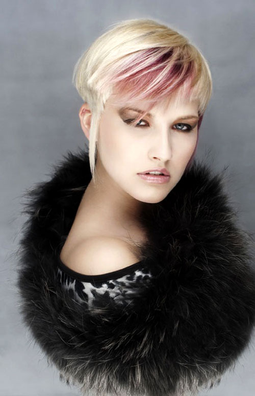 Cute Short Hair Color Trends for 2013 Cute-Short-Hair-Color-Trends-for-2013