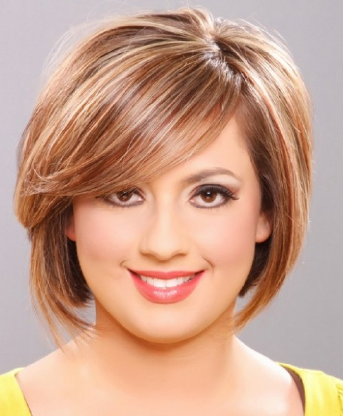 for women with short hair new short hairstyles for round faces 2014
