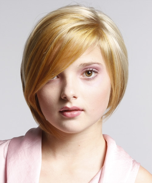 Cute Short Haircuts for Round Faces 2013 | Short Hairstyles 2014