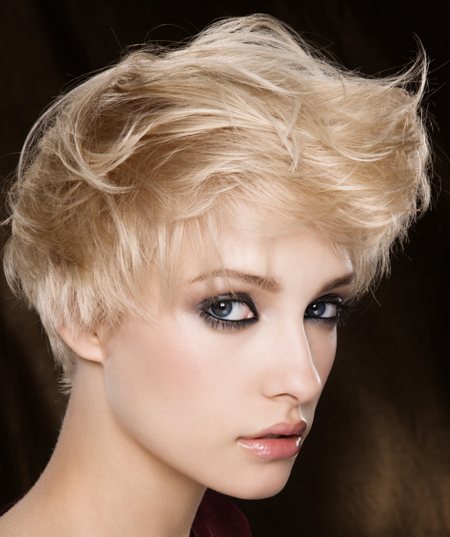 Cute Short Messy Hairstyles for Women