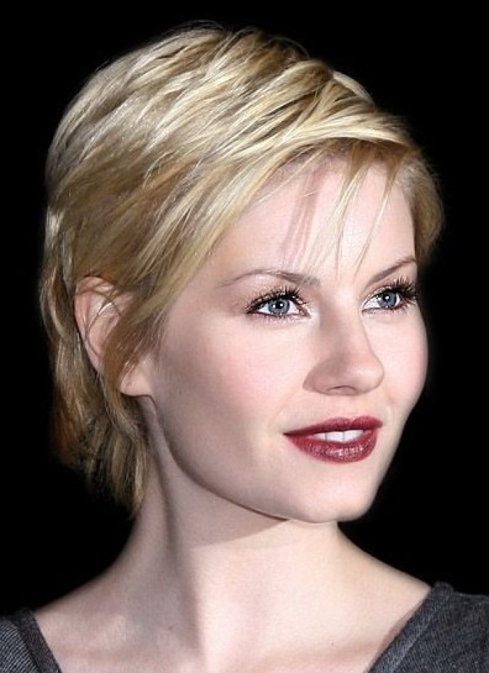 Cute Short Straight Hairstyles 2013