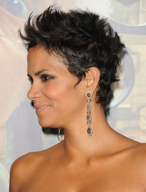 Hairstyles for Short Black Hair 2014