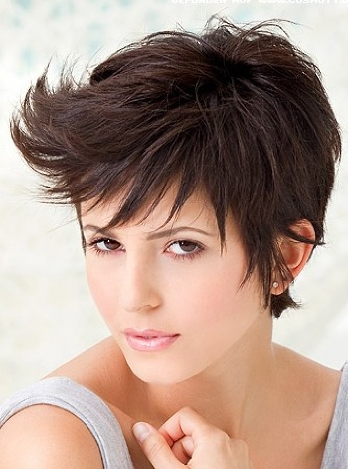 Latest Short Hairstyles Trends 2013