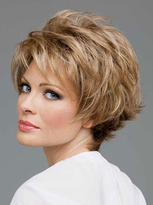 Latest Short Hairstyles for older women 2013 Hairstyles With Glasses