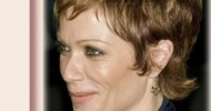 Messy Short Hairstyles For Women Over 40