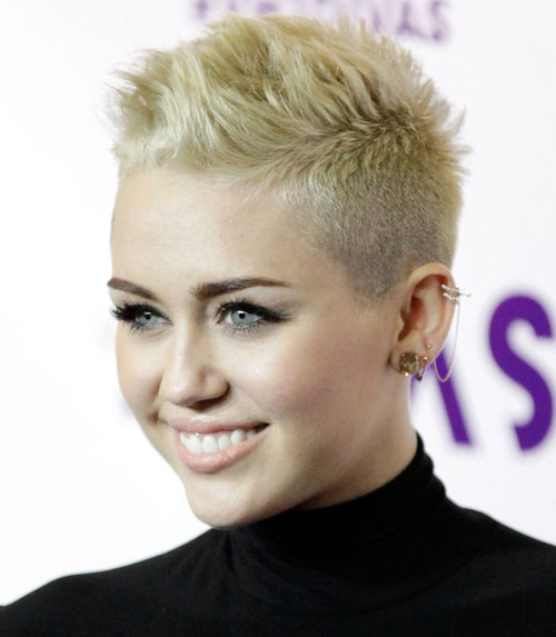 New Short Blonde Hairstyles