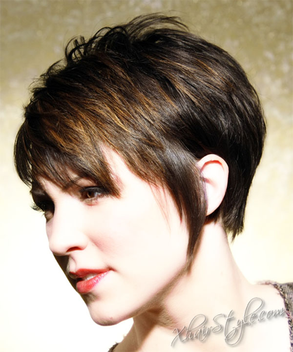 New and Trendy Short Hairstyles for Women