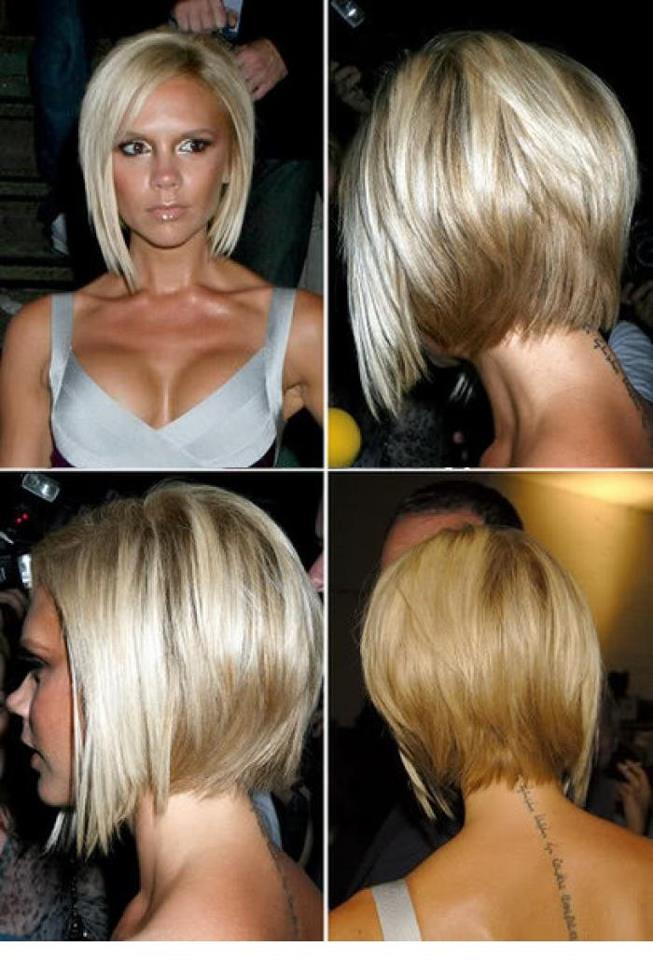 Beautiful Short Inverted Bob Hairstyles 2013 | Short Hairstyles 2014