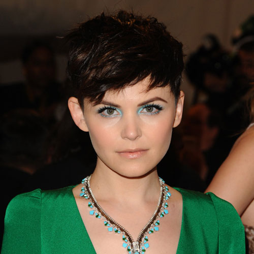 Short Black Hairstyles for Round Faces 2013