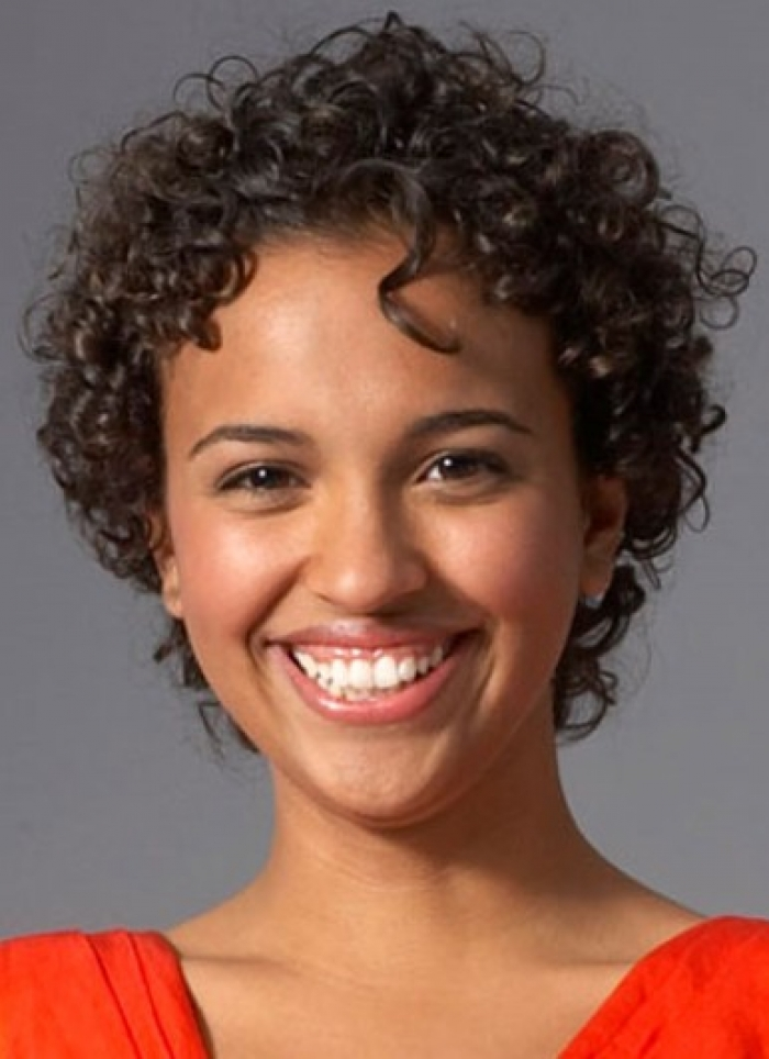 Short Curly African American Hairstyles