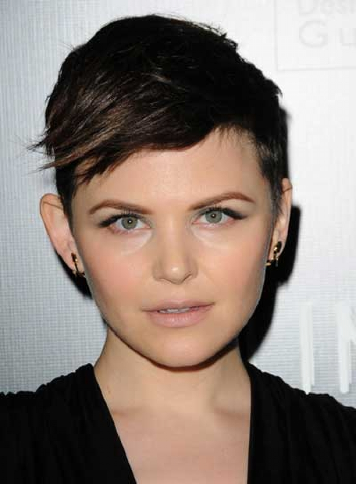 Short Edgy Hairstyles for Round Face