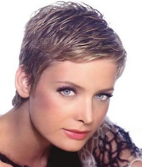 Cool Short Edgy Hairstyles 2014