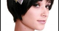 Short Emo Hairstyles for Black Hair