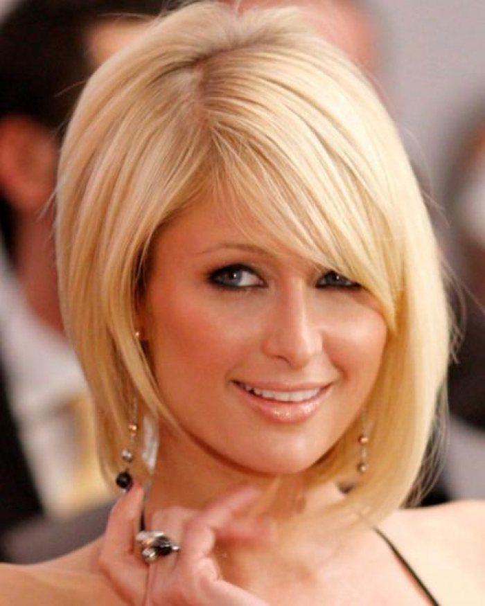 Beautiful Short Hairstyles for Oval Faces Short-Hairstyles-for-Oval-Faces-with-Bangs