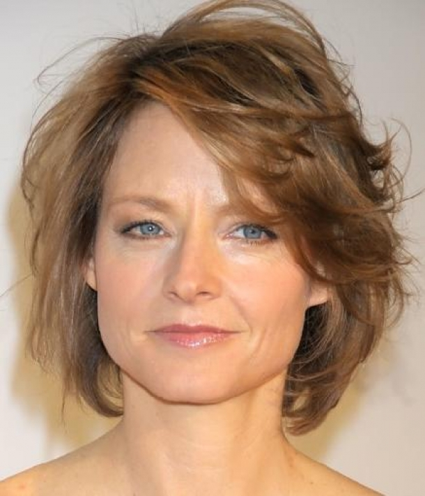 Short Layered Shaggy Hairstyles for Women