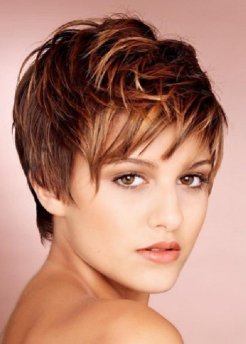 Related Post for Short Messy Hairstyles for Women 2013