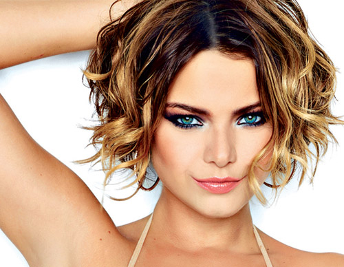 Short Natural Curly Hairstyles 2013