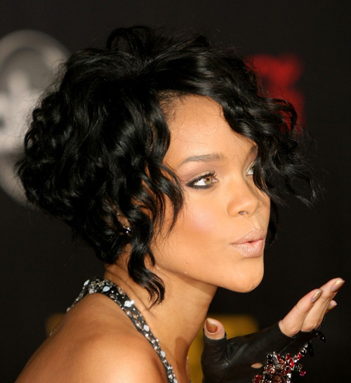 Short Natural Curly Hairstyles for Black Women 2013