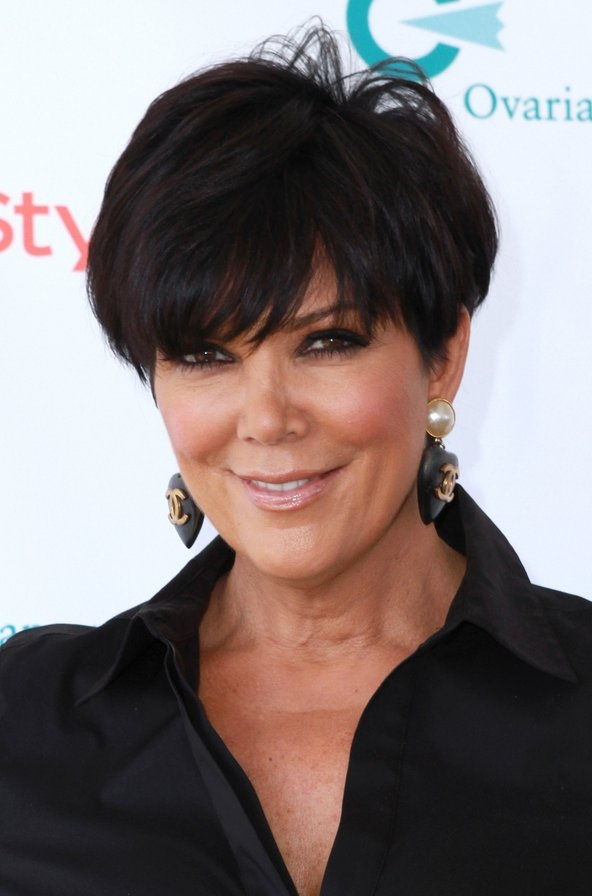 Black Short Hairstyles Women Over 50