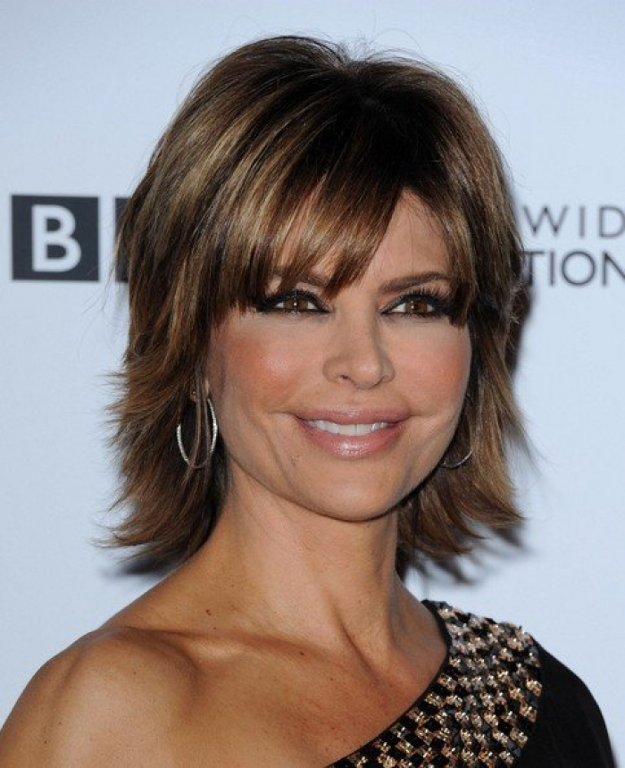 Short Shaggy Hairstyles for Women Over 50 Pictures